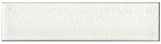Neve Crackle 6.5x26cm White