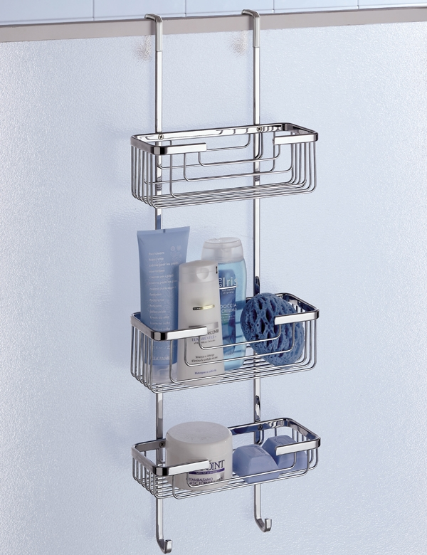 Bologna Hanging shower Basket 3 tier